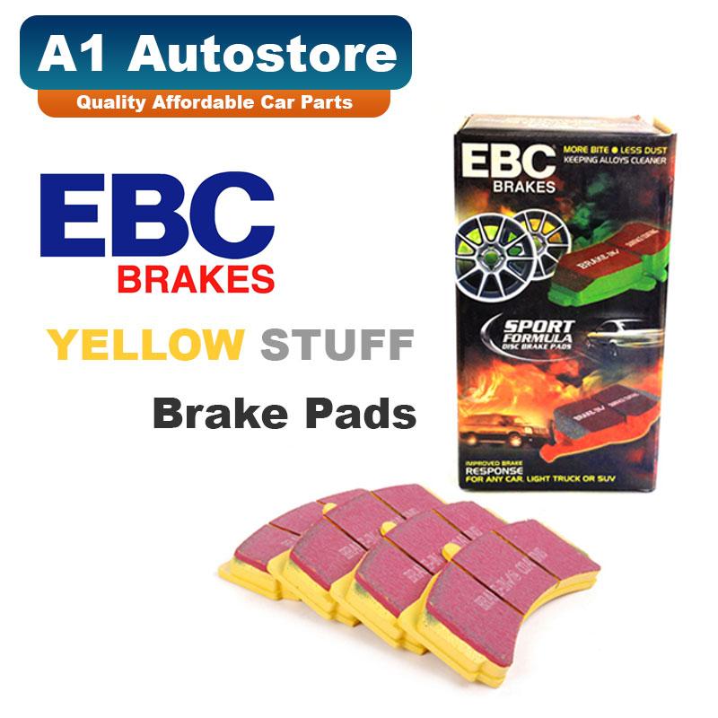 ASTON MARTIN DB4 GT 3.8 60-63 EBC Yellowstuff Rear Brake Pads DP4141R